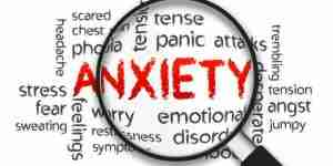 Symptoms Of An Anxiety Disorder