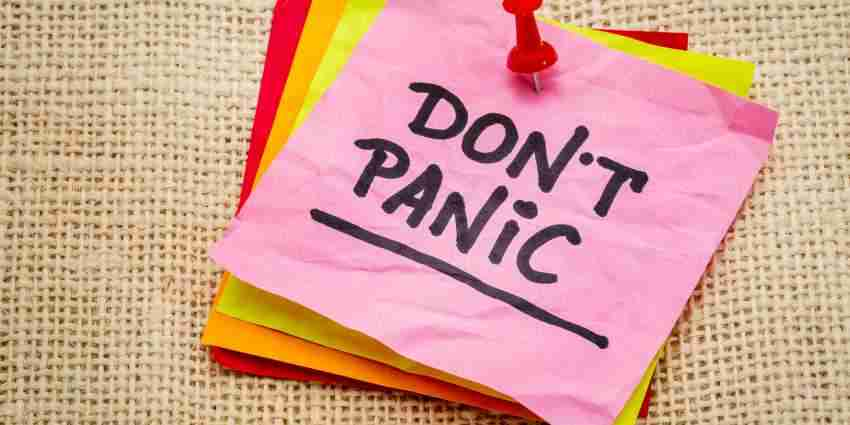 10 Signs Of a Panic Attack