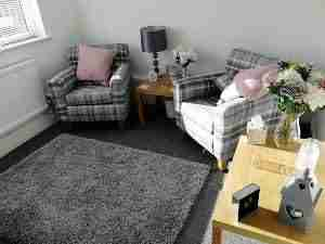an example of a counselling room