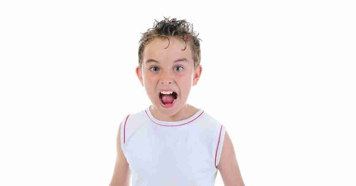 Things That May Trigger Your Child's Anger